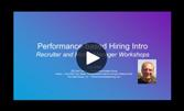 Performance-based Hiring Implementation