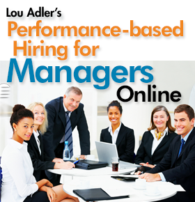 Performance-based Hiring for Managers Online