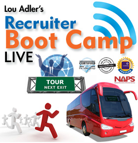 Recruiter Boot Camp Live Tour