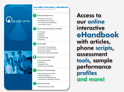 ehandbook sample home page