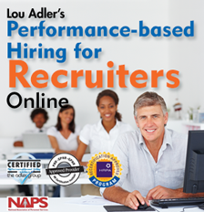 Performance-based Hiring for Recruiters Online