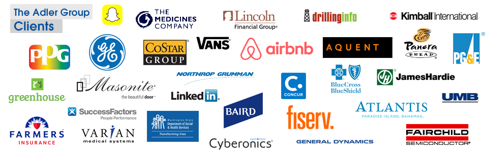 The Adler Group clients