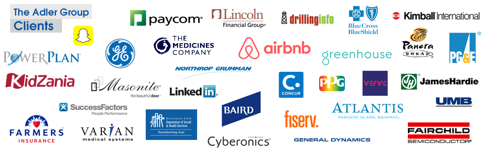 The Adler Group - Clients