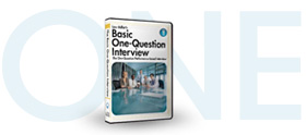 One-Question Interview CD